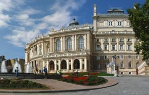 Odesa Opera And Ballet house