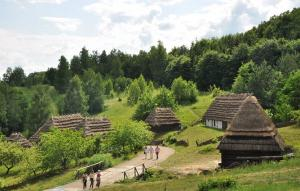 Pirogovo Open Air museum